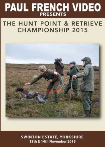 2015 Hunt Point & Retrieve Championship